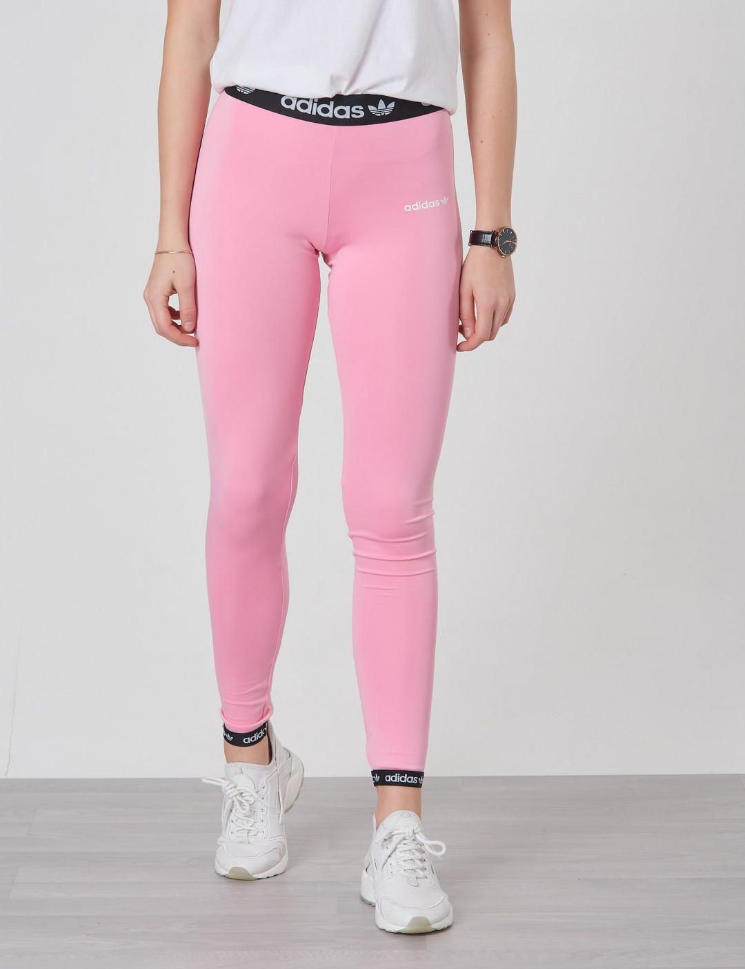 Poly Leggings Leggings Lyserød ADIDAS ORIGINALS